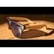 Bambusové sluneční brýle